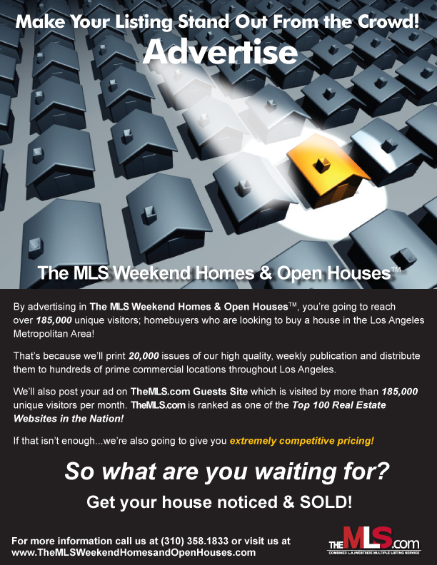 The CLAW MLS Magazine Ad